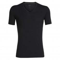Icebreaker® Herren T-Shirt Anatomica Short Sleeve V