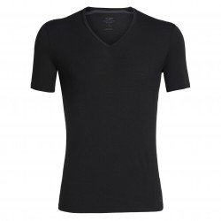 Icebreaker® Mens Anatomica Short Sleeve V