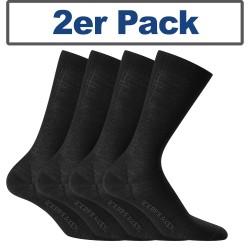 Icebreaker® Socken Lifestyle Ultralight, high 2er Pack