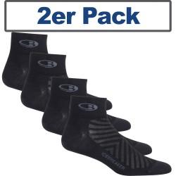 Icebreaker® Socken GT Running  mid, 2er Pack