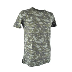 """Under Armour® T-Shirt """"Sport Style"""" Camo, Charged Cotton®, HeatGear®, fitted"""