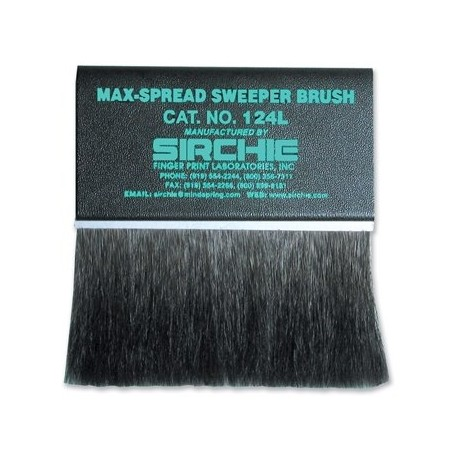 SIRCHIE MAX-SPREAD SWEEPER BRUSH