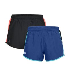 """Under Armour® Ladies Short """"Fly-By"""" HeatGear®, loose"""