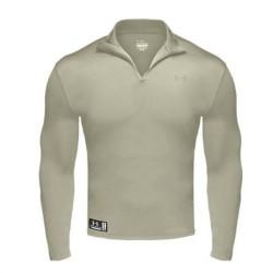 Under Armour® Tactical Stehkragen-Shirt 1/4 Zip ColdGear®