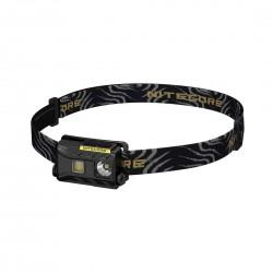 NiteCore® Kopflampe NU25  inkl. Akku, USB-Ladefunktion