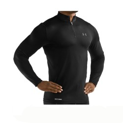 """Under Armour® 1/4 Zip""""ColdGear®"""" Fitted"""