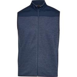 Under Armour® SweaterFleece Vest, Storm, loose