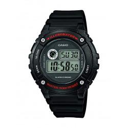 CASIO W-216H-1AVEF Watch, ø 44mm