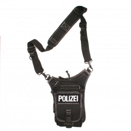 Umhängetasche COP® MB7 POLIZEI (2 Liter)
