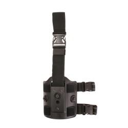 IMI Defense Taktische Oberschenkel-Holsterplatte mit kompletter Bebänderung