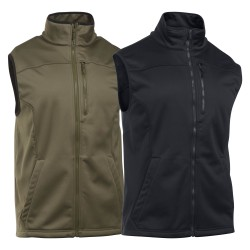 Under Armour® Tactical Softshell Weste ColdGear®, fitted