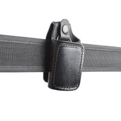 BIANCHI® 31C Silent PatrolTek(TM) Schlüsselhalter, Leder, geschlossen
