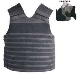 """COP® Tactical Vest """"Molle-US"""" with or without body armour (US STYLE)"""