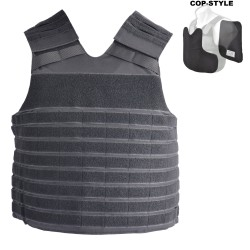 """COP® Tactical Vest """"Molle-COP"""" with or without body armour (COP STYLE)"""