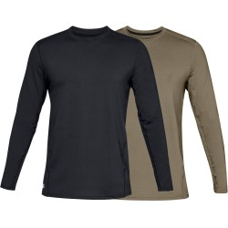 Under Armour® Tactical Crew Base Shirt ColdGear® langarm, Fitted