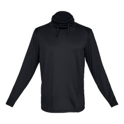 Under Armour®  Herren Pullover MK1 Terry Funnel ColdGear®, fitted