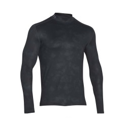 Under Armour ® high collar Mock -Shirt ColdGear®, camo