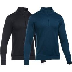 Under Armour® Herren Sweaterfleece Pullover 1/4 Zip ColdGear®