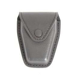 SAFARILAND® 190, Gr. S, geschlossenes Handfesselholster, Plain glatte Lederoptik
