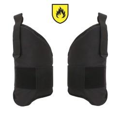 Leg Guard for C.P.E. Protective Suit Modell 08 Flame Retardant