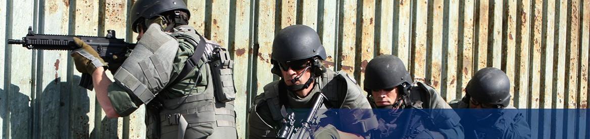 Schutz, Abwehr & Training