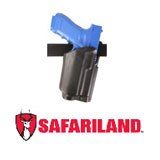Safariland Will Fit Size Table